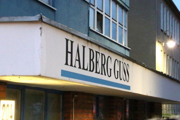 Neue Halberg Guss. An der Merseburger Straße 204 brennt noch Licht. Foto: L-IZ.de