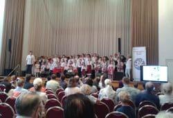 Eröffnung der Interkulturellen Wochen 2018 im Festsaal des Neuen Rathauses. Foto: René Loch