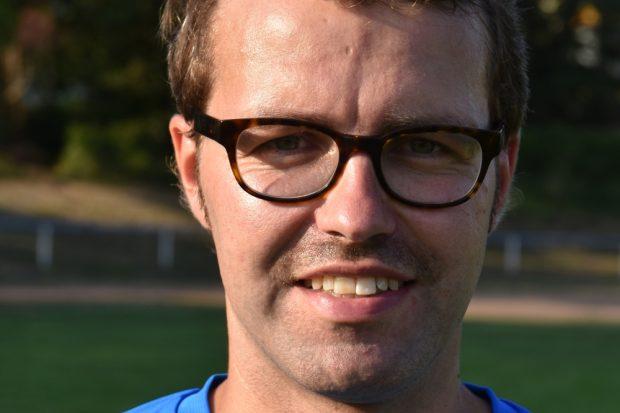 Philipp Bludovsky ist Vorstand Junioren und Soziales beim FC Blau-Weiß Leipzig sowie Teammanager der U19-Mannschaft. Foto: FC Blau-Weiß