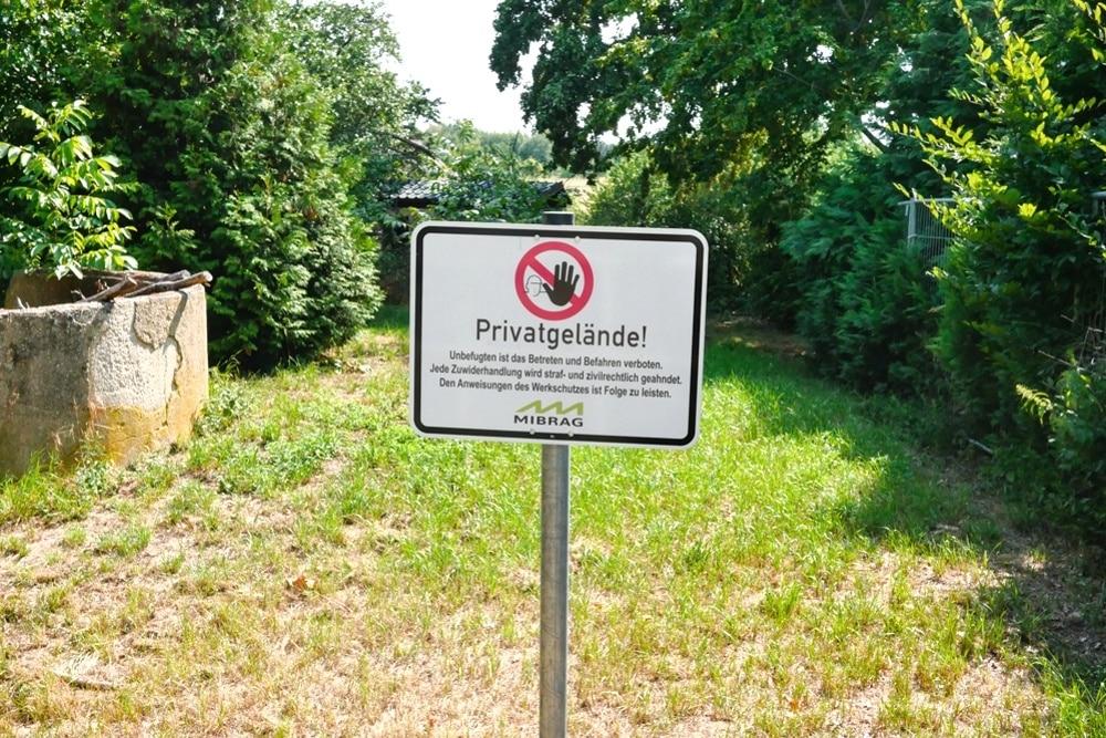 Mibrag kauft die Grundstücke unter dem Druck eventuell auch enteignen zu können. Foto: Luca Kunze