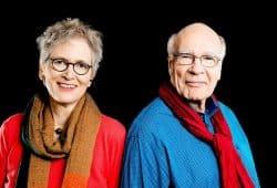 Portrait Roswitha Quadflieg und Burkhart Veigel, Foto: PR