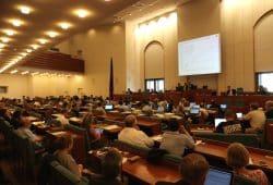 Ratsversammlung am 19. September 2018 und eine erste Entscheidung zur inneren Jahnallee. Foto: L-IZ.de