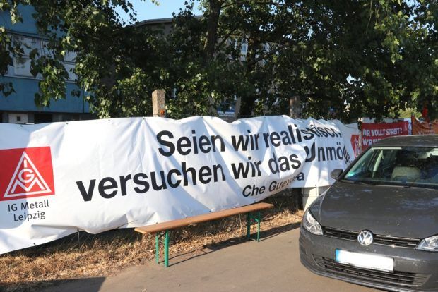 Seien wir realistisch .... Foto: L-IZ.de