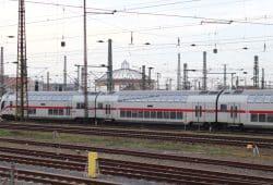 Gleisvorfeld des Hauptbahnhofs Leipzig. Foto: Michael Freitag