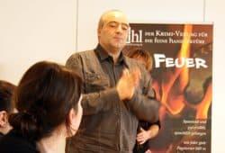 André Mannchen - hier bei einer Veranstaltung des Börsenvereins. Foto: Ralf Julke