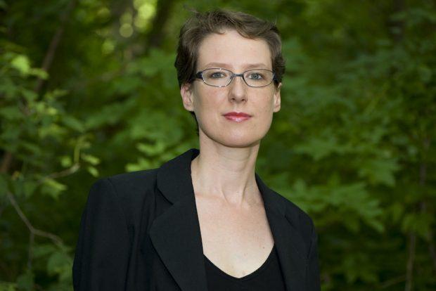 Verlagschefin Dr. Nora Pester. Foto: Charlotte Menin