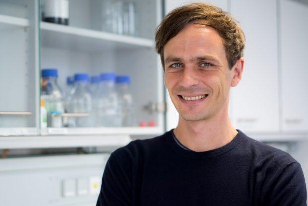 Dr. Robert Fledrich, Foto: Universität Leipzig