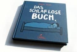 Moni Port: Das schlaflose Buch. Foto: Ralf Julke