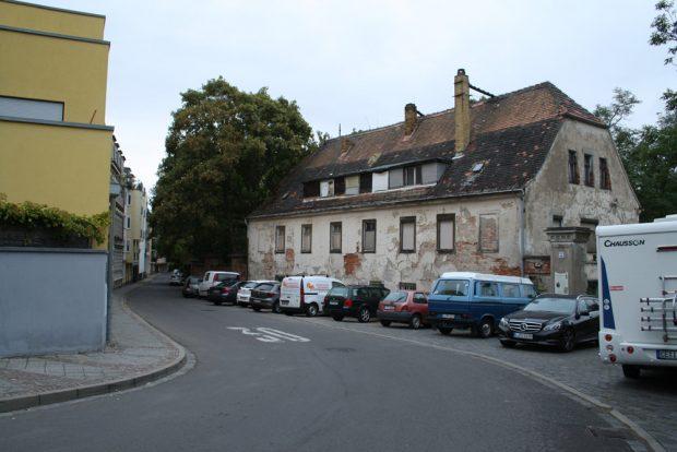 Das Schösserhaus am Kantatenweg. Foto: Ralf Julke