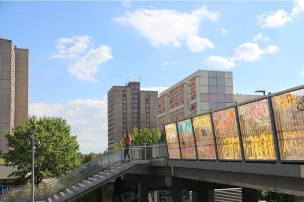 Nicht nur eine Frage in Leipzig Grünau: Wie kann sozialer Wohnungsbau gelingen? Foto: Michael Freitag