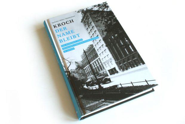 Hans-Otto Spithaler, Rolf H. Weber, Monika Zimmermann: Kroch - der Name bleibt. Foto: Ralf Julke