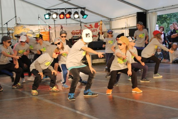 Tanzfest International. Foto: privat