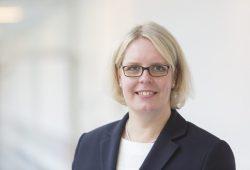 Marya Verdel verlässt das Universitätsklinikum Leipzig. Foto: Stefan Straube/UKL