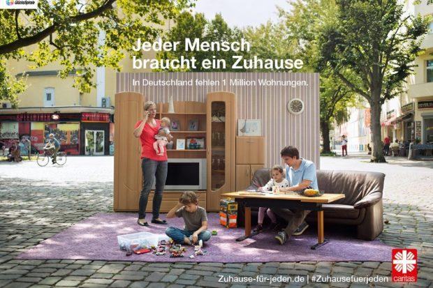 Deutscher Caritasverband. Foto: Darius Ramazani