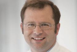 Studienleiter Prof. Rolf Wachter kam 2017 vom Uniklinikum Göttingen ans UKL. Der Kardiologe plant bereits eine größere Folgestudie. Foto: Stefan Straube / UKL