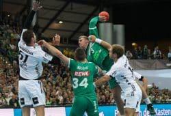 Franz Semper erzielte 9 Tore und damit die meisten DHfK-Treffer. Foto: Jan Kaefer