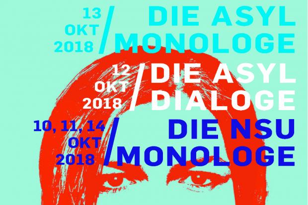 Bühne für Menschenrechte 2018 in Leipzig, Grafik Schaubühne Lindenfels