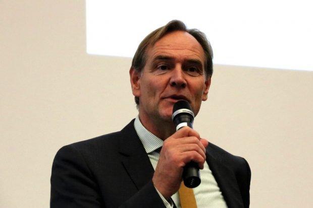 Burkhard Jung (SPD), Oberbürgermeister Leipzig. Foto: L-IZ.de