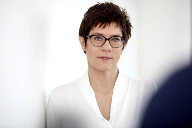 CDU-Generalsekretärin Annegret Kramp-Karrenbauer. Foto: CDU/Laurence Chaperon