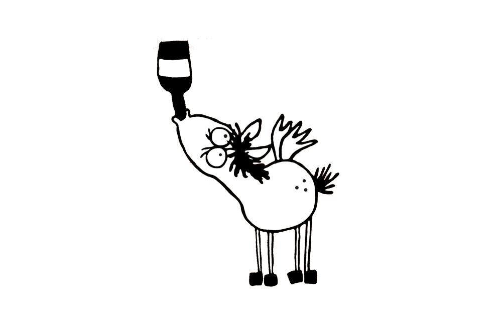 Der durstige Pegasus, Bild: Pressematerial
