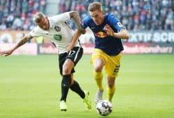 Ein umkämpftes Spiel endete 0:0. Foto: GEPA Pictures