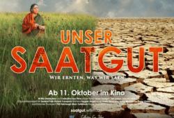 "Foto: Filmplakat 'Unser Saatgut"" - WFilm"
