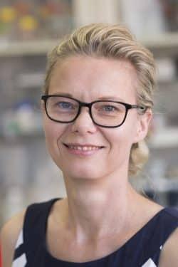 Frau Prof. Dr. med. Antje Körner vom Pädiatrischen Forschungszentrum Leipzig. Foto: Universität Leipzig