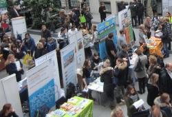 Gute Beratung zu Schüleraustausch und Gap Year im Ausland. Foto: Stiftung Völkerverständigung