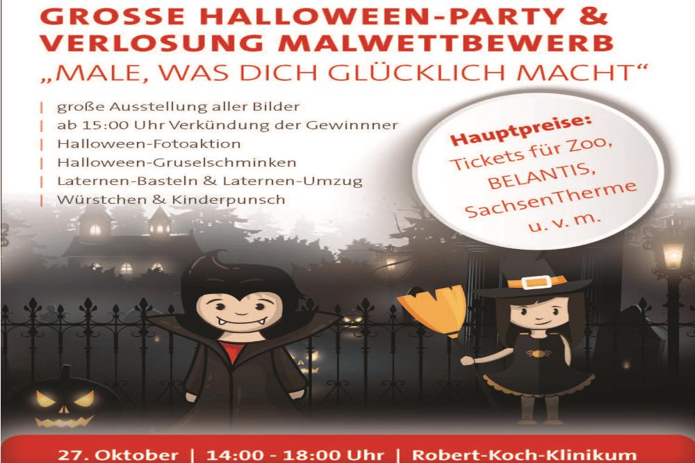 Halloween, Quelle: Klinikum St. Georg