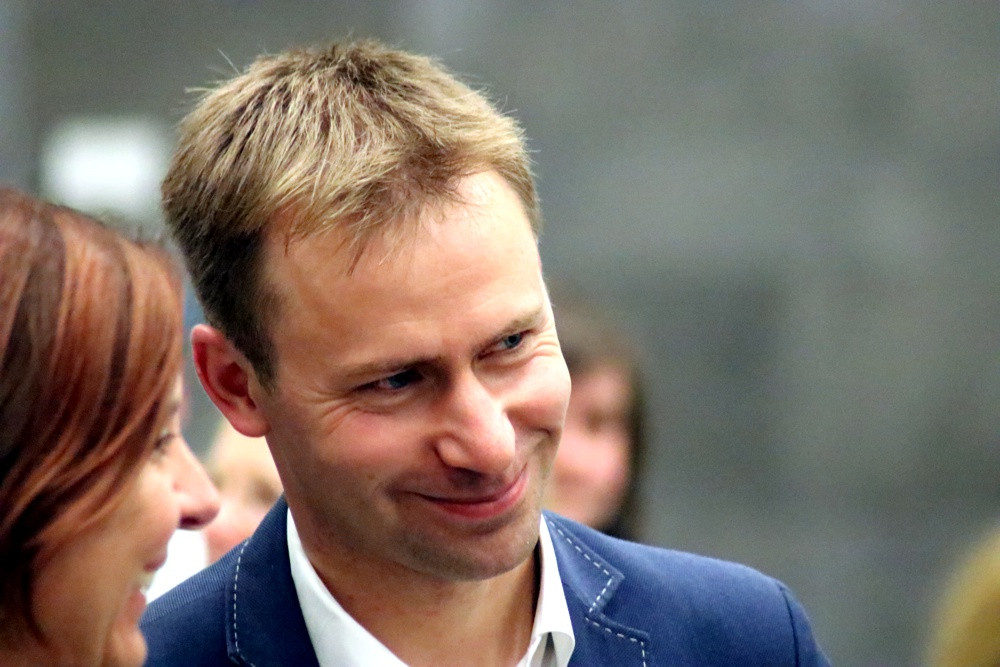 Holger Mann (MdL, SPD), Vorsitzender der SPD Leipzig. Foto: L-IZ.de
