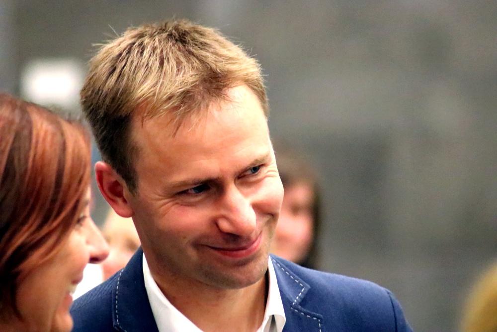 Landtagsabgeordneter und bildungspolitischer Sprecher der SPD, Holger Mann. Foto: LZ