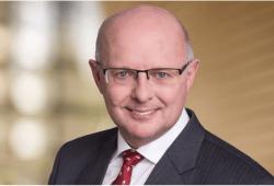 Innenstaatssekretär Prof. Dr. Günther Schneider. Foto: C. Reichelt