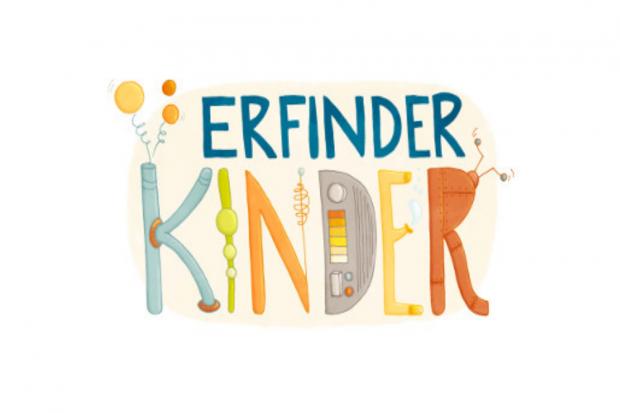 Logo Erfinderkinder