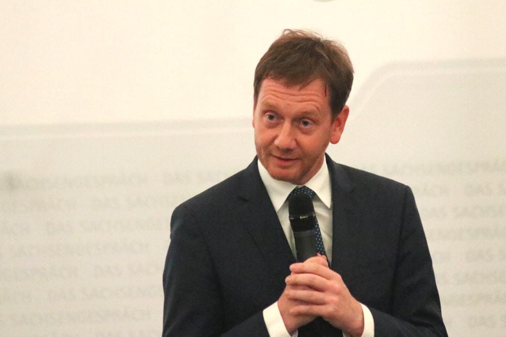 Michael Kretschmer. Foto: L-IZ.de