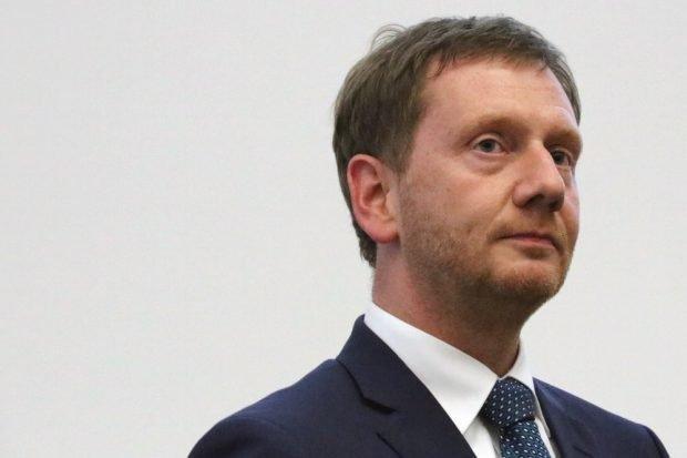 Sachsens Ministerpräsident Michael Kretschmer (CDU). Foto: L-IZ.de