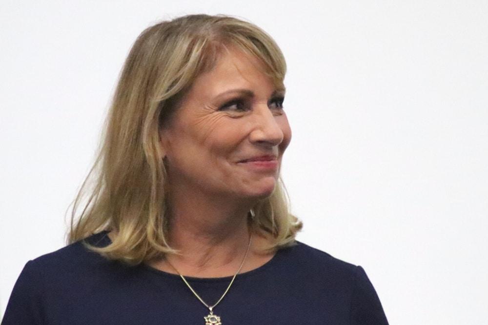 Das Gesicht des Corona-Krisenmanagements in Sachsen: Petra Köpping (SPD), Sächsische Staatsministerin für Soziales und Gesellschaftlichen Zusammenhalt. Foto: L-IZ.de