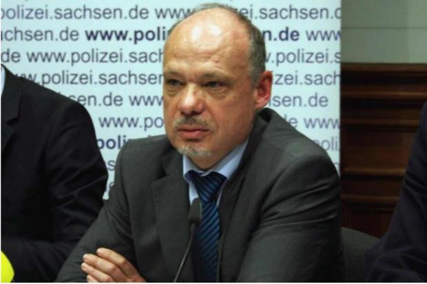 Petric Kleine, Präsident des Landeskriminalamtes Sachsen. Foto: Alexander Böhm (Archiv)