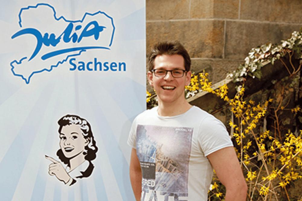 Philipp Hartewig. Foto: Jungliberale Aktion Sachsen