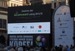 Premiere Classic Open Leipzig 2016. Bild: Sukuma-arts