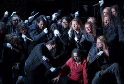 "Oper Leipzig ""Rigoletto"" von Giuseppe Verdi am 11.10.2012, Foto: Tom Schulze"