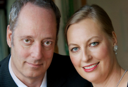 Roswitha Dasch und Ulrich. Quelle: Ariowitsch-Haus