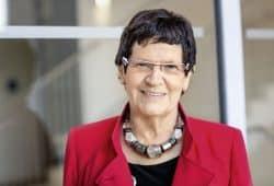 Rita Suessmuth, Foto: Jan Voth