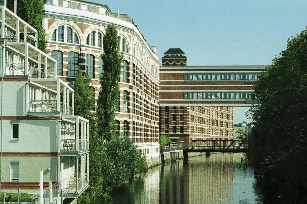 Tag der Stadtgeschichte, Buntgarnwerke. Foto: Eberhard Mai