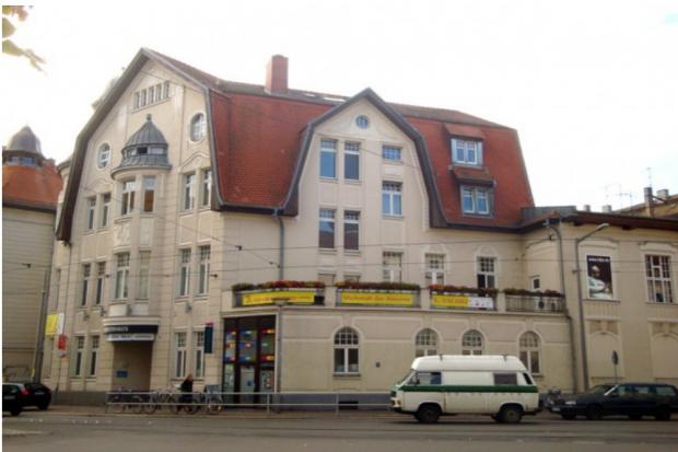 Theater der Jungen Welt. Foto L-IZ.de