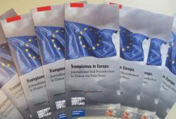 Trumpismus in Europa; Quell: Friedrich-Ebert-Stiftung