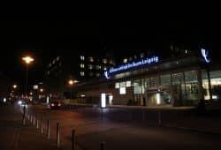 Uniklinikum Leipzig in der Liebigstraße. Der Forschungsbereich Adipositas befindet sich auf dem Gelände an der Philipp-Rosenthal-StraßeFoto: L-IZ.de