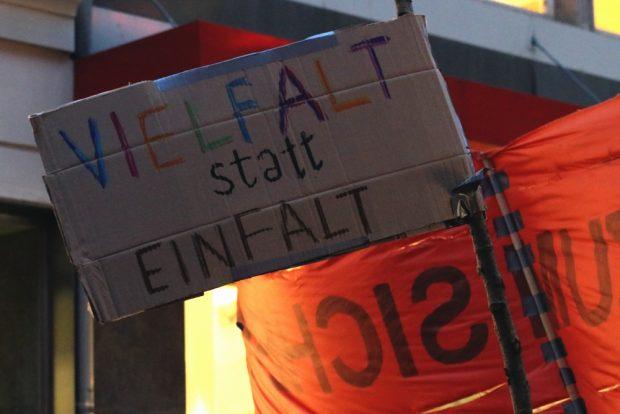 Vielfalt statt Einfalt. Foto: L-IZ.de