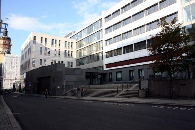 Wieder einmal hat es nicht gereicht für die Uni Leipzig bei der Exzellenzförderung - hier das Seminargebäude. Foto: L-IZ.de