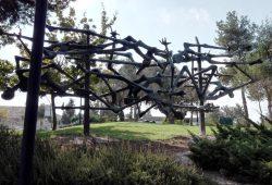 Ankunft an der Gedenkstätte Yad Vashem. Foto: Jens-Uwe Jopp