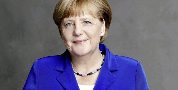 Angela Merkel. Foto: CDU / Laurence Chaperon